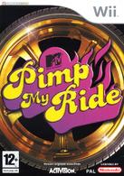 Pimp My Ride sur Nintendo Wii