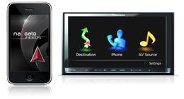 Première application Iphone chez Pioneer (gratuite)