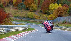 Nürburgring : record du tour... sur deux roues