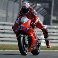 Moto GP - France D.3: Stoner n'est pas loin de faire une croix sur le championnat