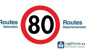 Limitation à 80km/h: les Préfets ont déjà leur argumentaire!