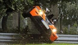 KTM X-Bow : La c'est la boulette...