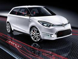 Pekin 2010 : MG Zéro Concept