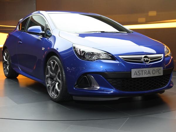 Opel Astra OPC : à partir de 33.990 €