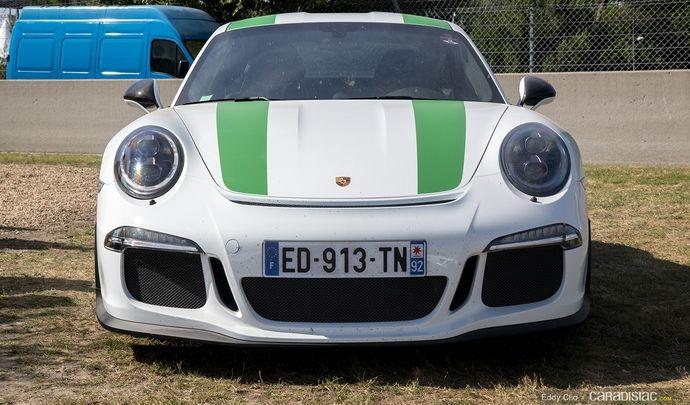 Photos du jour : Porsche 911R (Le Mans Classic)
