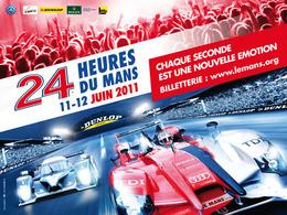 24 Heures du Mans 2011: Une 1ère affiche
