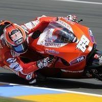 Moto GP - France D.3: Hayden seule chance de Ducati pour le titre