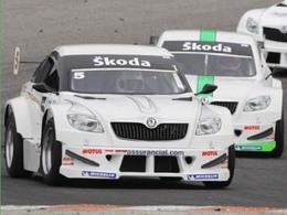 Mijet Series/Lédenon: Les voitures de la Fabia Cup s'illustrent