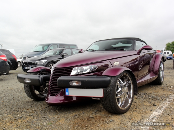 Photos du jour : Plymouth Prowler (Le Mans)
