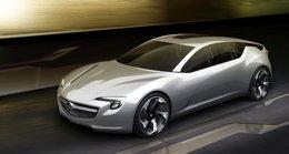 Salon de Genève 2010 : le nouveau Concept électrique Opel Flextreme GT/E