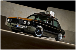 BMW Rat Style, une réalisation... personnelle !