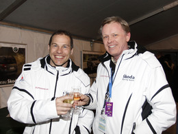 Trophée Andros - Skoda évoque déjà 2011-2012