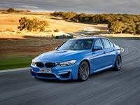 67 : c'est le nombre de badges M visibles sur la BMW M3 F80