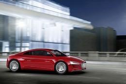 L'Audi e-tron électrique sera produite en 2012