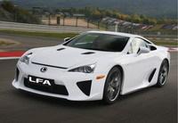 La Lexus LFA... fait un carton !