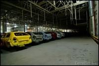 Visite de l'usine Rover après sa fermeture : un véritable gâchis..