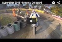 Superbiker de Mettet 2015: Marc-Reiner Schmidt l'emporte devant Fèbvre