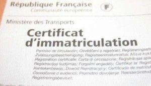 certificat provisoire d 39 immatriculation dur e de validit rallong e. Black Bedroom Furniture Sets. Home Design Ideas