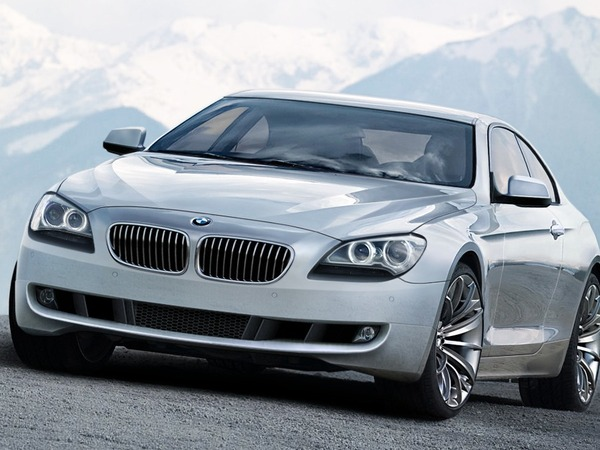 Future BMW Serie 6 Coupé : comme ça ?