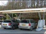 Les parkings ont droit à de nouvelles ombrières photovoltaïques