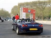 Photo du jour : Les 60 ans de Ferrari = Ferrari 550 Barchetta