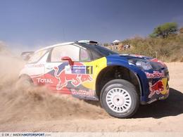 WRC-Mexique: 5 sur 5 pour Loeb !