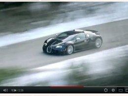 [vidéo] Bugatti fait la promotion de sa Veyron Grand Sport Vitesse