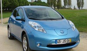 Véhicules électriques: Nissan donne l'occasion de la seconde main