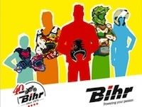 Nouveau catalogue Bihr Rider Gear: la version 2016