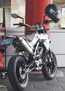 Actualité - KTM: les Duke vont-elles se faire Super Moto ?