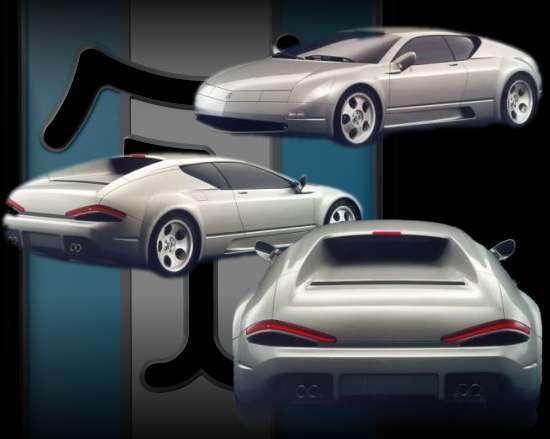 Pininfarina dessinera la 1ère nouvelle De Tomaso