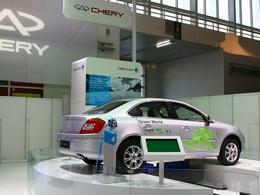 Véhicules électriques en Chine : Chery Automotive et Better Place main dans la main