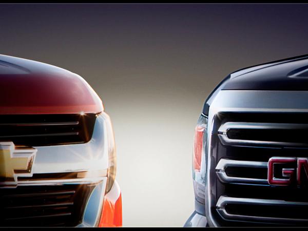 """GMC et Chevrolet relancent les """"petits"""" pickups, en diesel cette fois"""