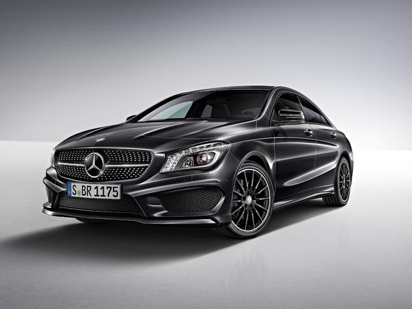 Les prix de la Mercedes CLA Edition 1