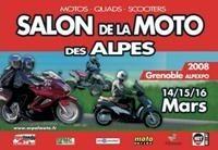 Salon de la moto des Alpes : mobilisez vous dès maintenant !