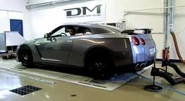 Vidéo : DM Performance passe une Nissan GT-R (d'origine) au banc...
