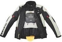 Spidi: nouvelle veste Touring SuperHydro