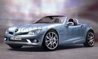Mercedes: un petit-frère pour le SLK à l'horizon 2011?