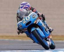 Moto3 - Japon : Quartararo n'était pas encore remis