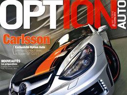 Nouveau site Option Auto : le magazine pas comme les autres se développe sur le net