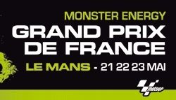 Moto GP - France: Au Mans et avec Claude Michy pour encore six ans