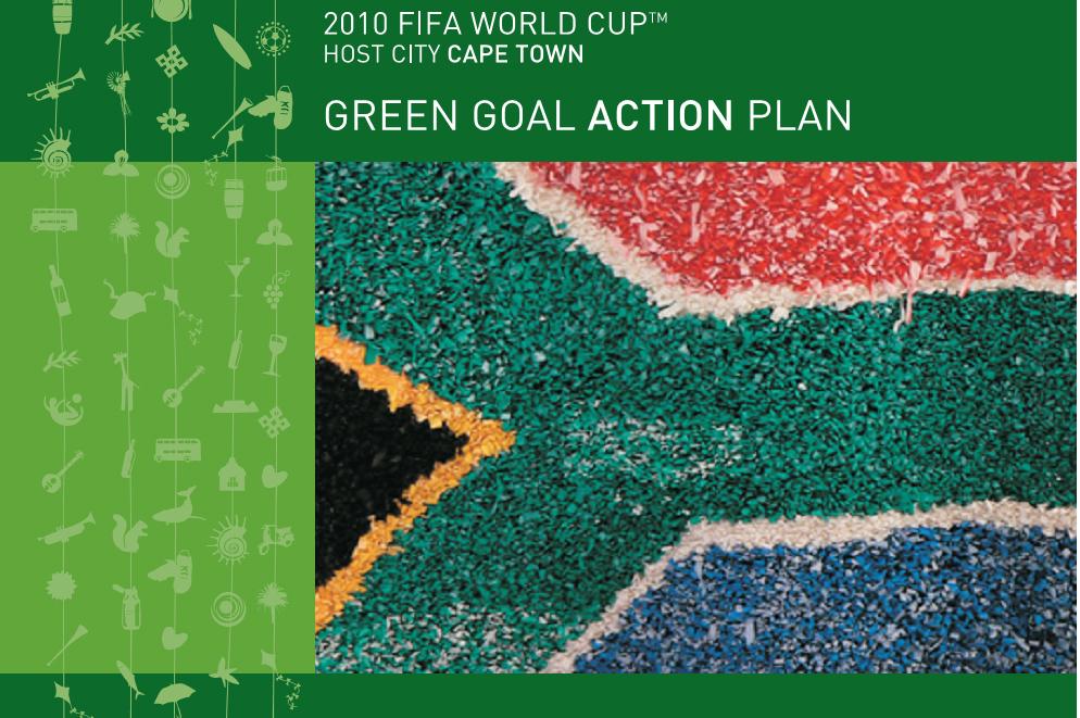 Programme green goal 2010 une coupe du monde de football - Prochaine coupe du monde de football ...
