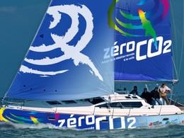 Un voilier doté d'une pile à combustible à hydrogène :  le projet «Zéro CO2»