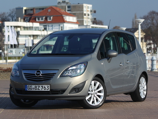 Essai vidéo - Opel Meriva 2 :  la star s'embourgeoise