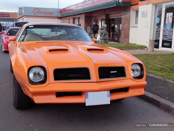 Photo du jour : Pontiac Firebird 76