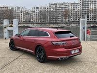 Essai vidéo - Volkswagen Arteon Shooting Brake (2020) : l'élégance a un prix, 600 €