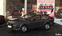 Miniature : 1/43ème - ALFA ROMEO GTV6