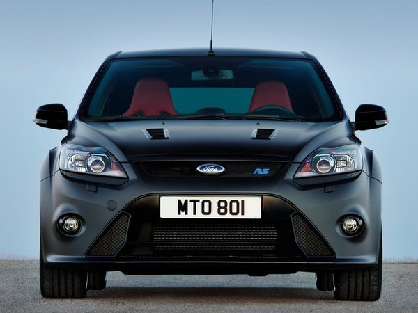 Ford Focus RS500 : 42.600 euros pour la France