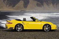 Voilà la nouvelle Porsche 911 Turbo cabriolet!
