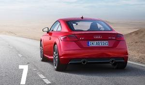 Le Caradrier de l'Avent - Pourquoi l'Audi TT s'appelle TT?